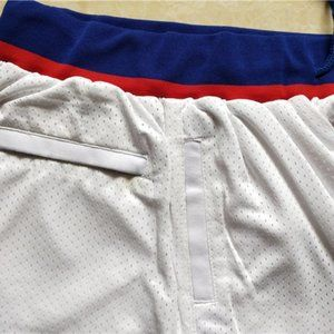 NEW Just Don Washington Wizards Basketball Shorts